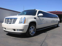Rent Miami / West Palm Beach / Fort Lauderdale Florida Escalade Limo