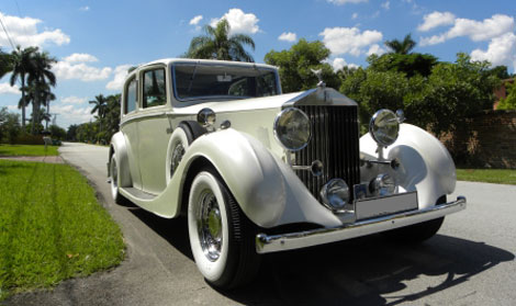 Miami Rolls Royce Limousines