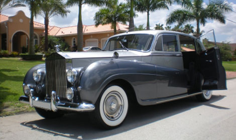 Classic Cars in Miami for rent