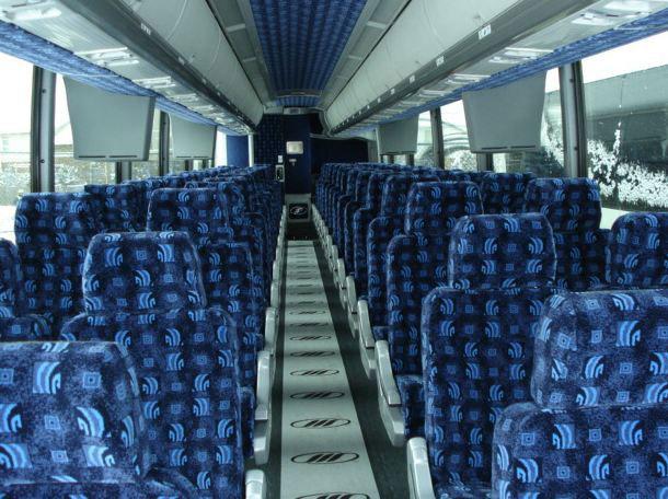 Miami Charter Bus Miami Florida Limo Bus Rental