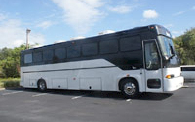 West Palm Beach Party Bus Rental