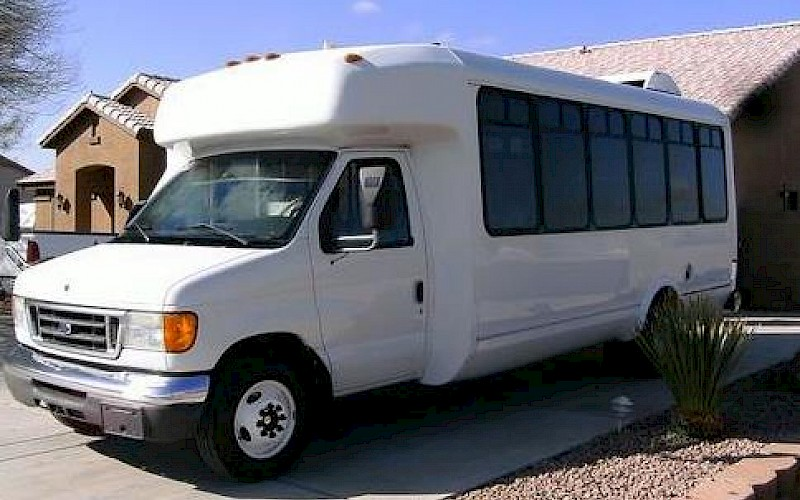 14 Passenger Party Buses