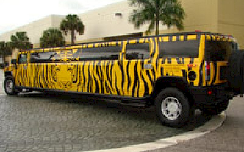 West Palm Beach Hummer Limo