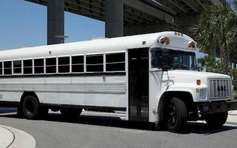 72 Passenger School Bus Rental Best Buses Cheap Prices