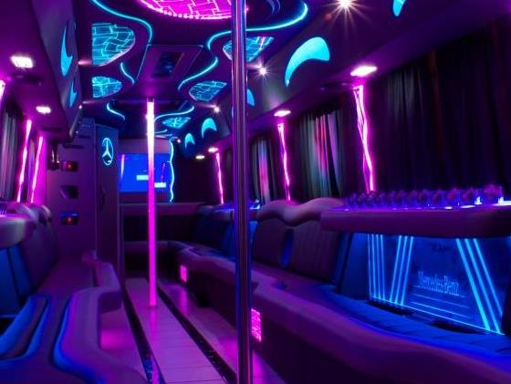 Night on the Town Party Buses