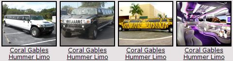 Coral Gables Hummer Limos