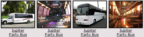 Jupiter Party bus
