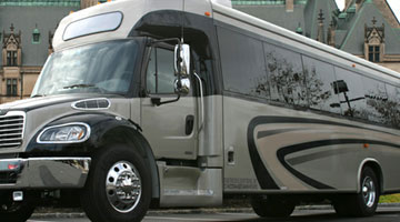 miami luxury bus