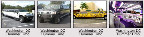 Washington DC Hummer Limos