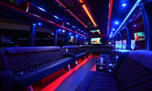party bus miami