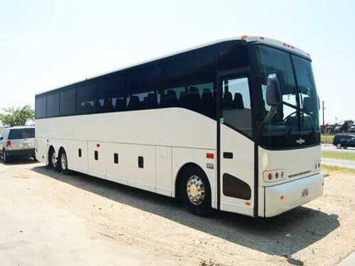50 passenger party bus miami