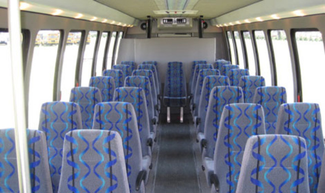 North Brunswick 30 Passenger Charter Bus
