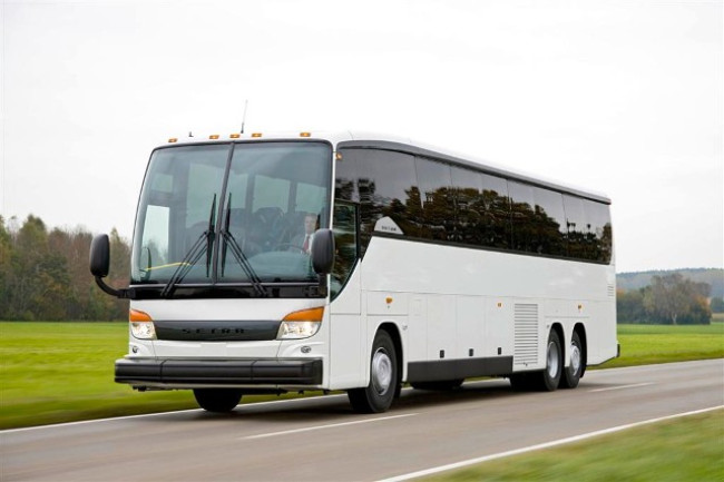 Washington DC 40 Passenger Charter Bus