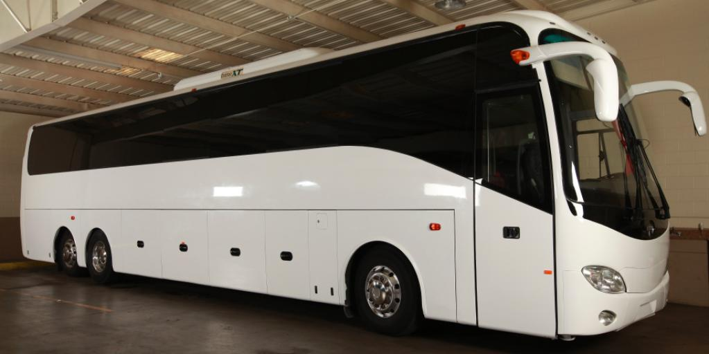 Omaha Coach Bus