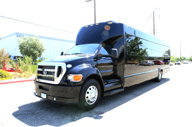 Gainesville 30 Passenger Party Bus