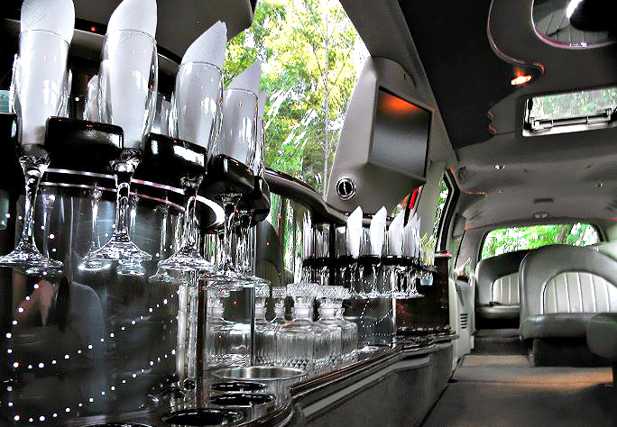 Gainesville White Excursion Limo