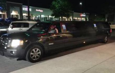 Gainesville Black Excursion Limo