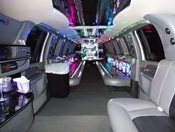 St Augustine White Excursion Limo