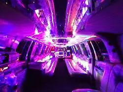 Jacksonville White Excursion Limo