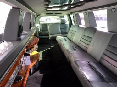 Jacksonville Black Excursion Limo