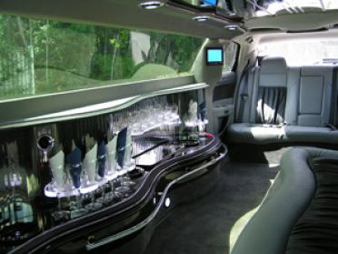 Ponte Vedra Beach Chrysler 300 Limo