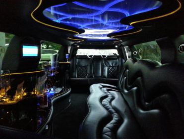 Brownsville Cadillac Stretch Limo