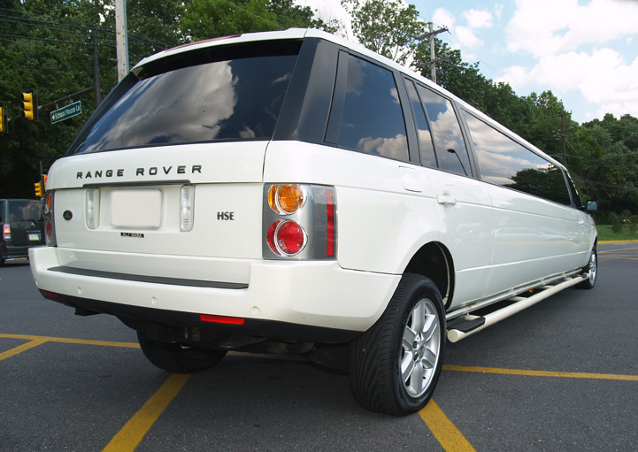 Hollywood Range Rover Limo
