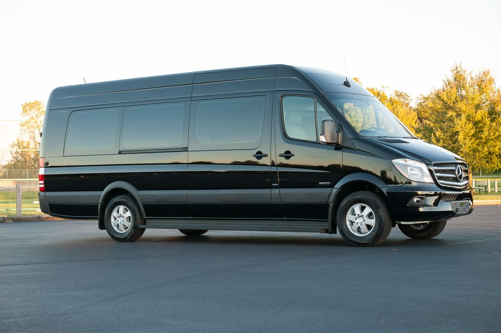 Miami Sprinter Bus