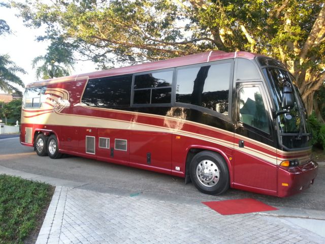 Palm Beach Coach Bus