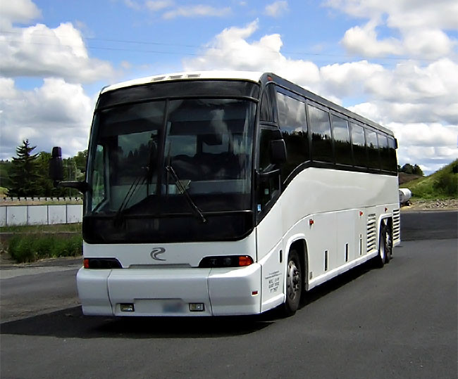 Greenacres 45 Passenger Party Bus