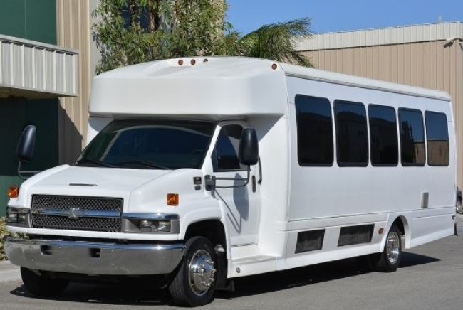 Weston 30 Passenger Charter Bus