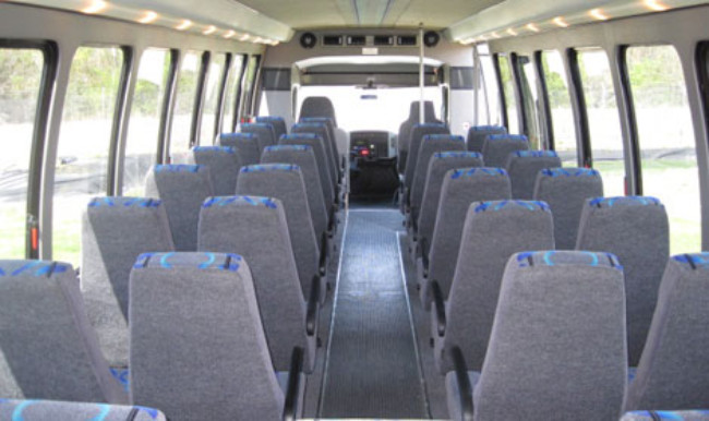 Palm Beach 30 Passenger Charter Bus