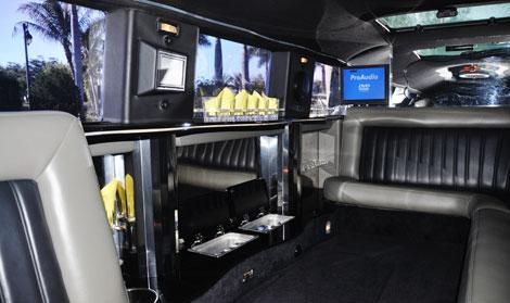 Fort Myers White Hummer Limo