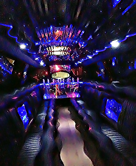 Miami Infiniti Stretch Limo