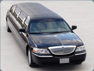Saint Petersburg Black Lincoln Limo
