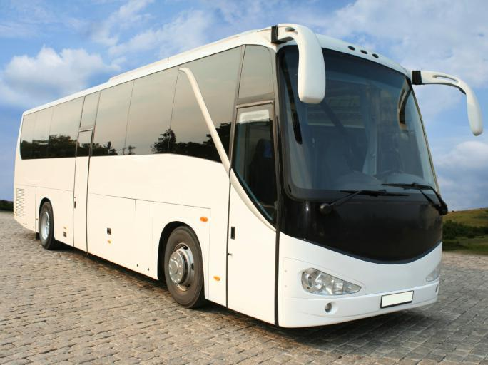 Saint Petersburg Coach Bus