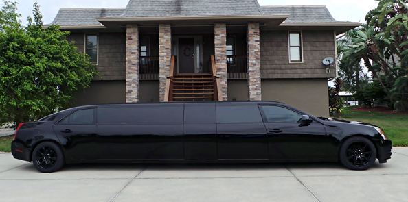 Saint Petersburg Cadillac Stretch Limo
