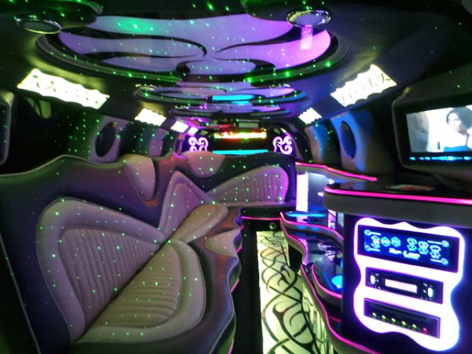 Cape Coral Cadillac Stretch Limo
