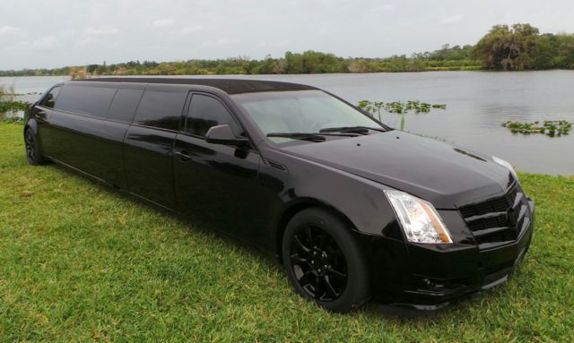 Port Orange Cadillac Stretch Limo