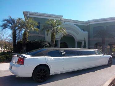 Port Orange Dodge Charger Limo
