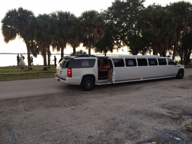 Winter Park GMC Yukon Limo