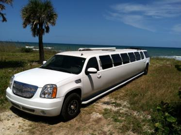 Port Orange GMC Yukon Limo