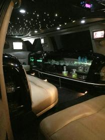 Leesburg Black Excursion Limo