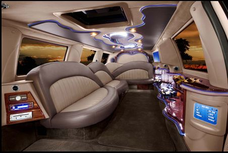 Leesburg White Excursion Limo