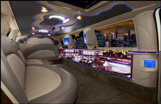 Port Orange White Excursion Limo