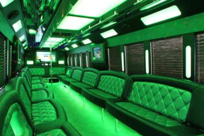 Leesburg 45 Passenger Party Bus
