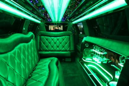 Port Orange Lincoln MKT Limo
