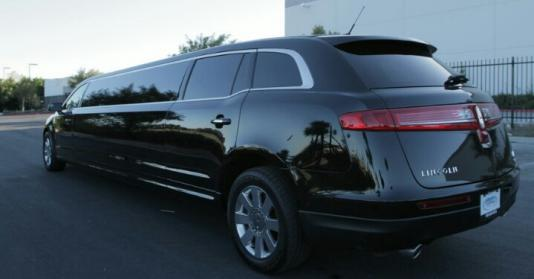 Winter Park Lincoln MKT Limo