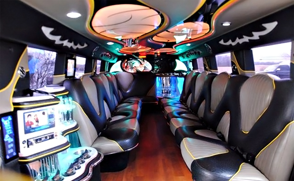 Port Orange Yellow Hummer Limo
