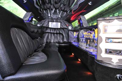 North Port White Lincoln Limo